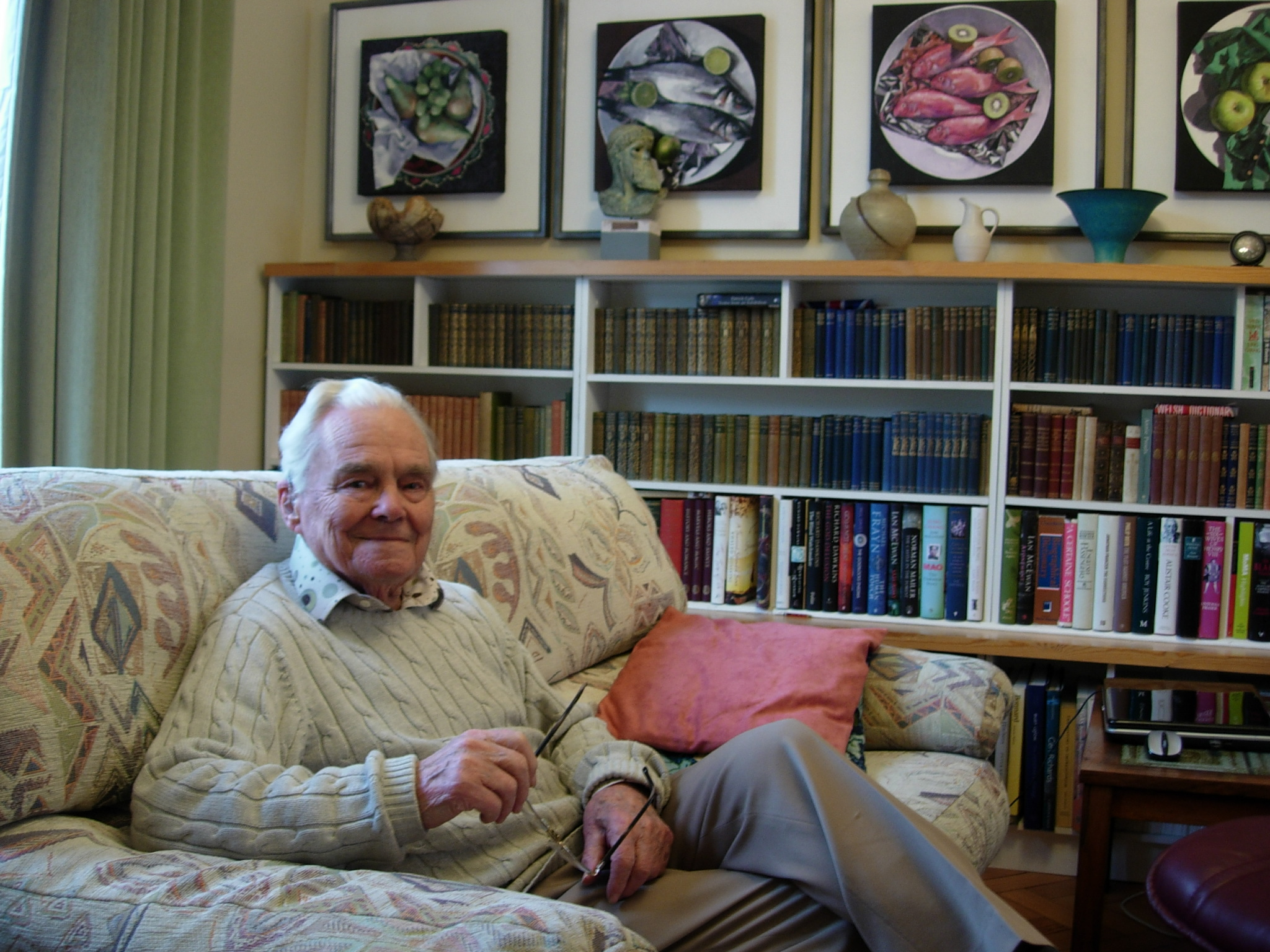 Bryn Richards, Cardiff, 11 March 2011