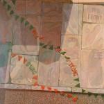 'Mo(u)rning over Cwmdonkin' acrylic on board, 244 x 366 cm (1997-98)