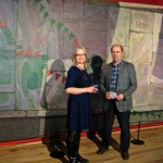 Hilly Janes and Ceri Thomas, National Waterfront Museum Swansea, 22 November 2014