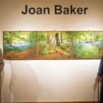 Ceri Thomas and Joan Baker, National Library of Wales (10 July 2010)